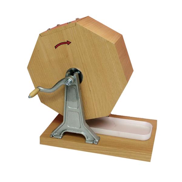 シンプル木製抽選器  1000球用