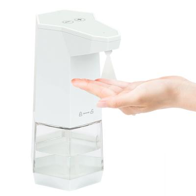 アルコールディスペンサー自動式 自動手指消毒器